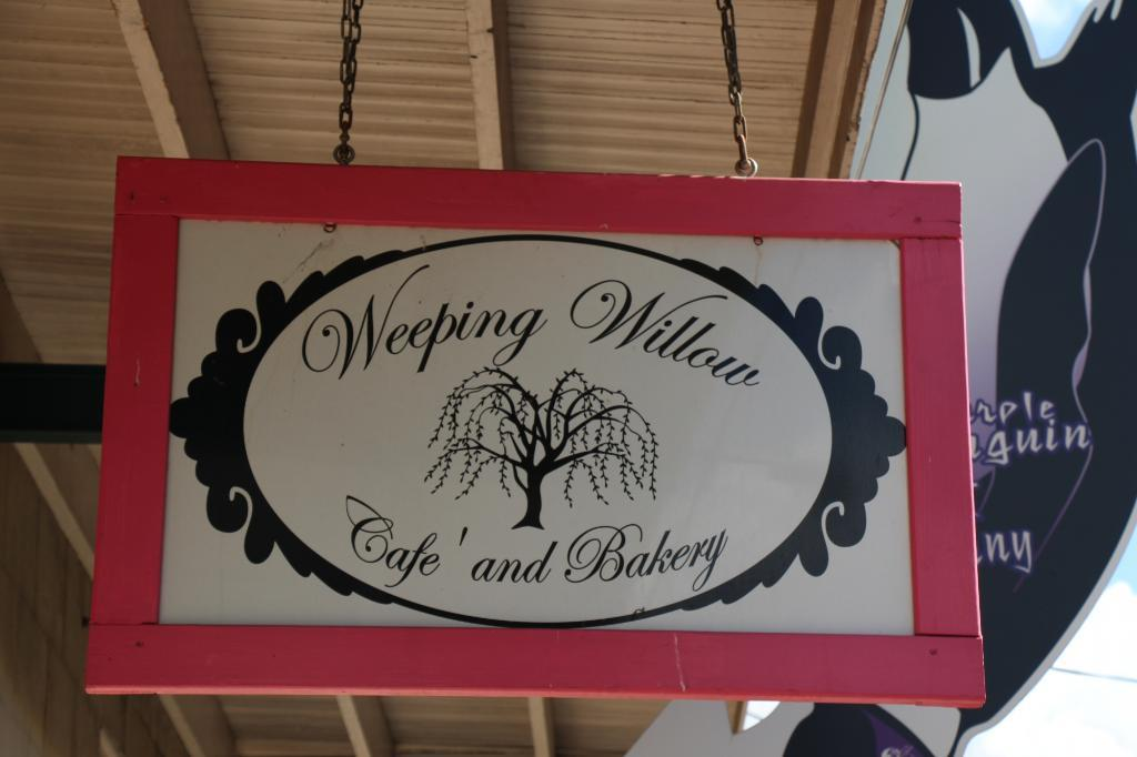 Weeping Willow Cafe