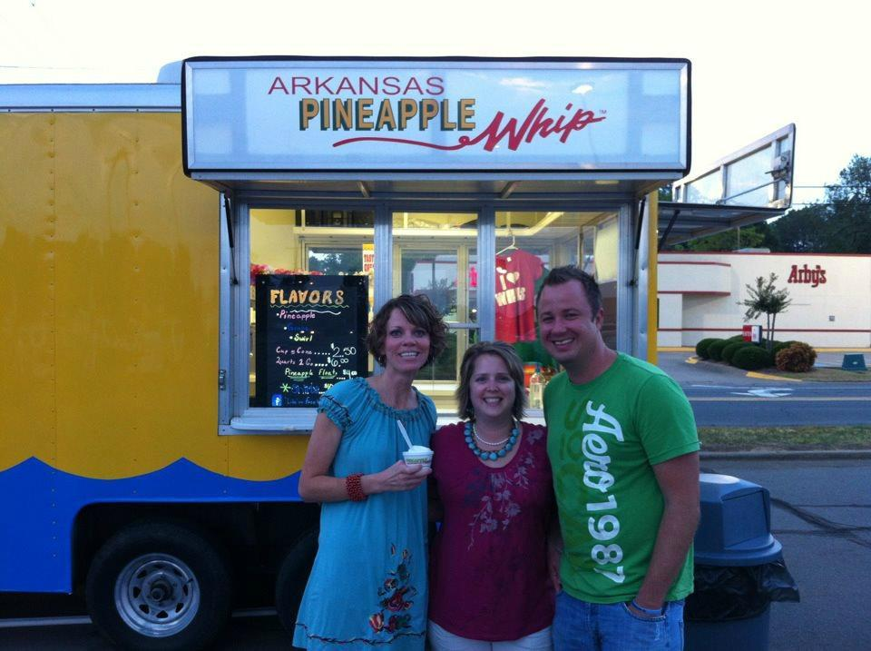 Arkansas Pineapple Whip