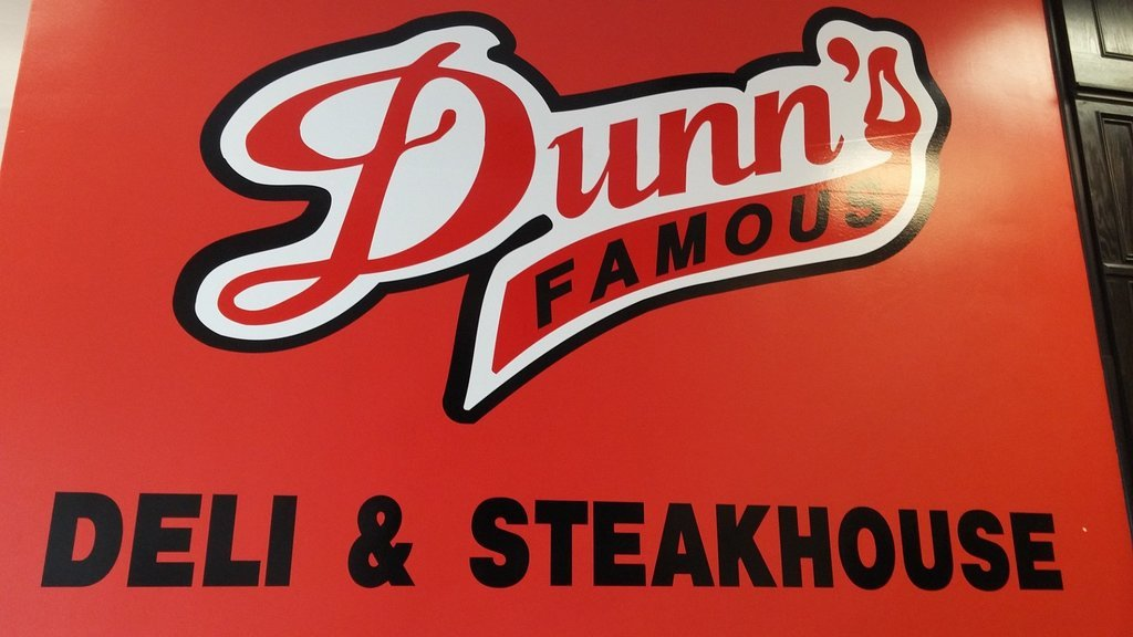 Dunn`s Famous Deli & Steakhouse