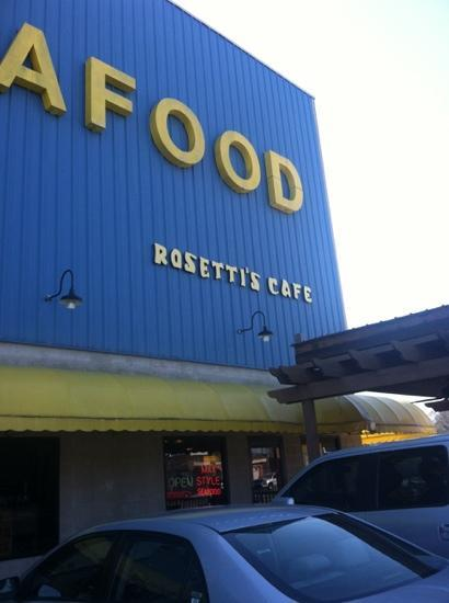 Rosetti`s Old Biloxi Cafe