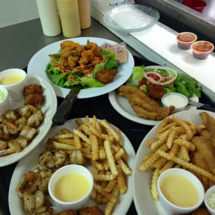 Blue Anchor Seafood & Grill