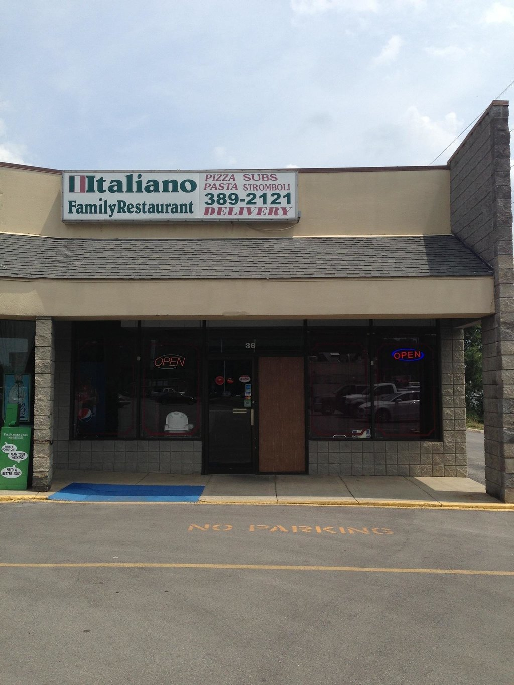 Italiano`s Pizza
